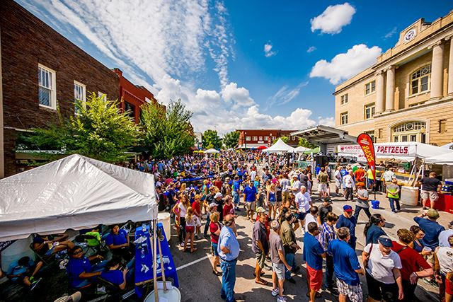 Oktoberfest in Historic Downtown McKinney
